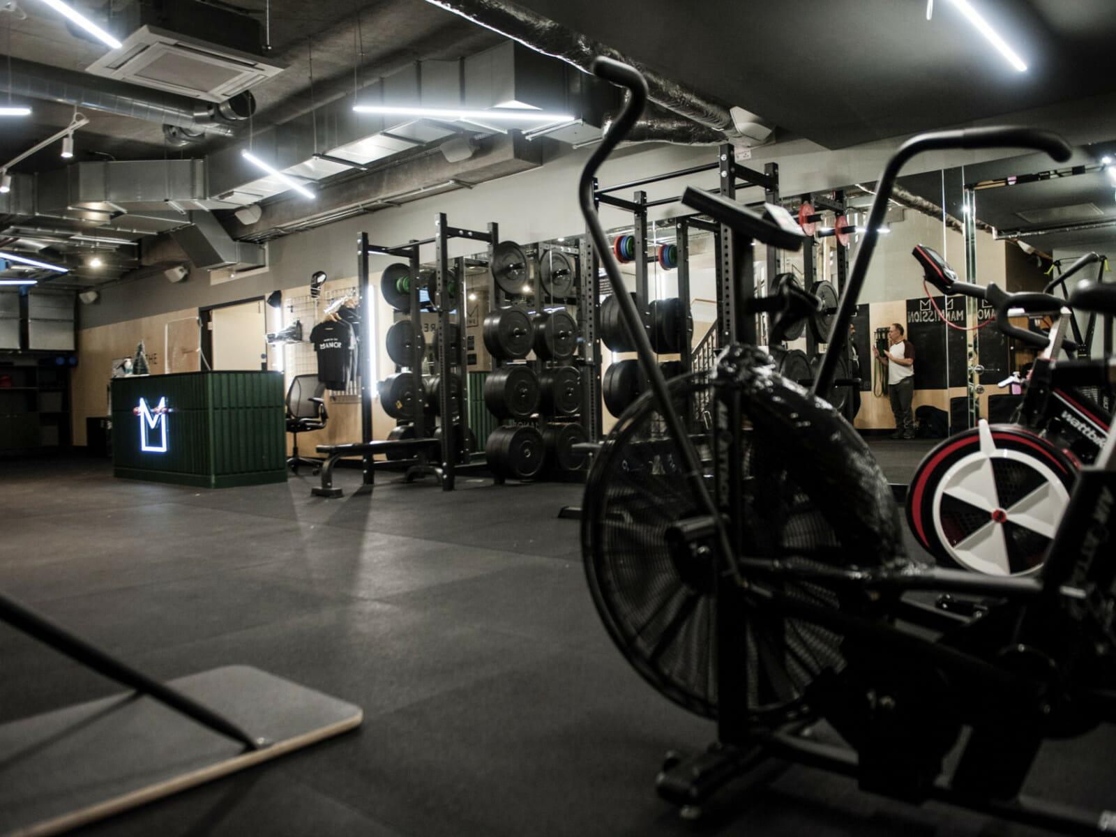 SW1 – Gym