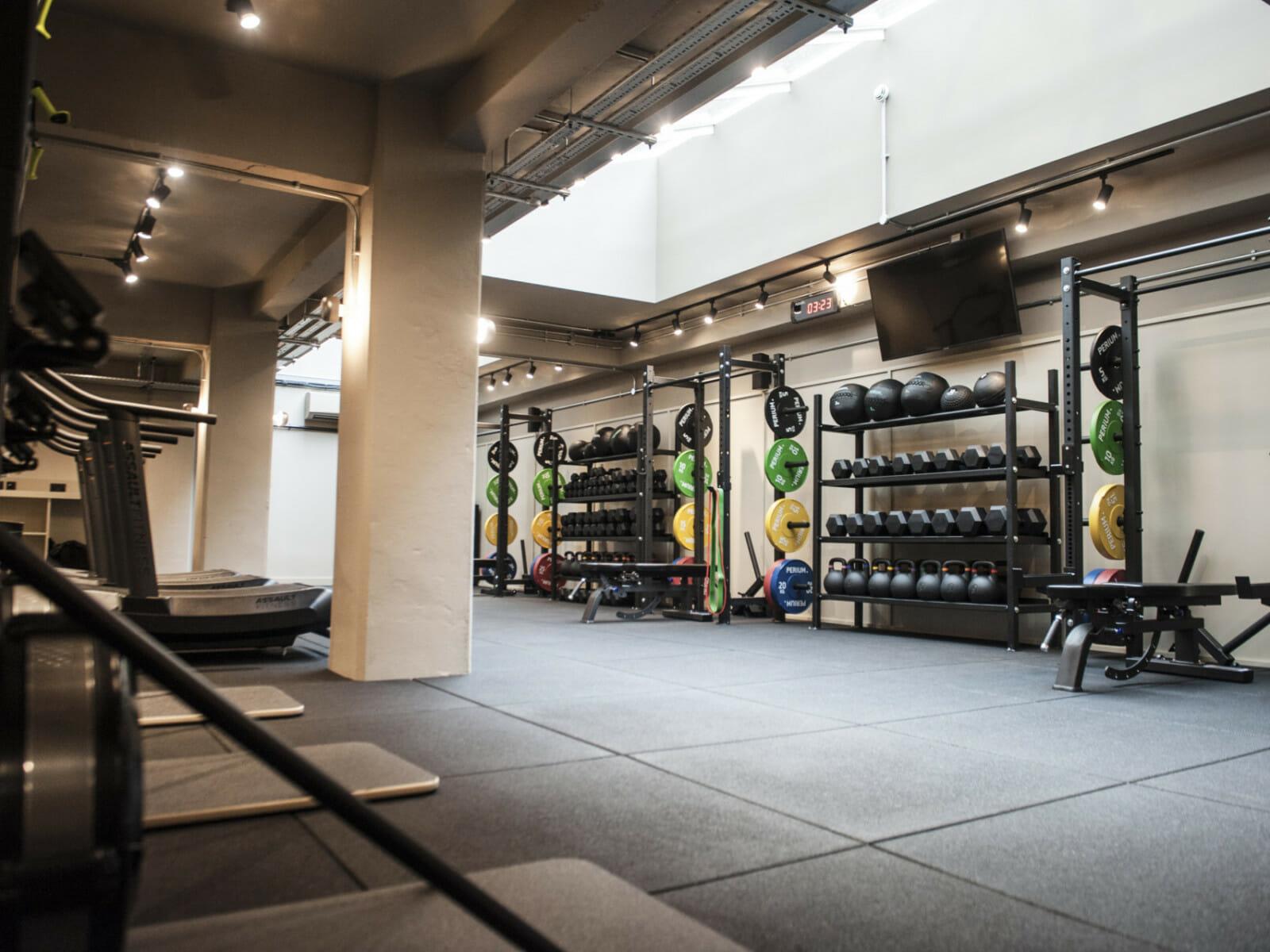 W1 – Gym